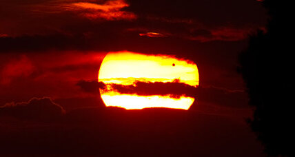 Venus transit offers opportunity to study planet's atmosphere (+video)