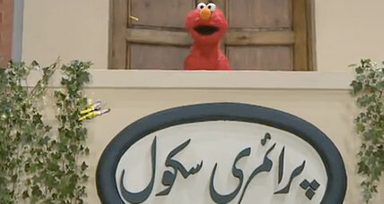 USAID cuts funding for Elmo on Pakistan TV