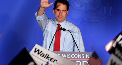 Gov. Scott Walker makes history, survives Wisconsin recall election