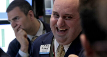 Happy Wednesday! Dow leaps 286 points, best day of the year
