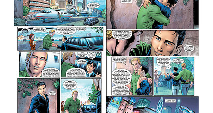 Holy matrimony, Batman! Are comic books legalizing gay marriage?