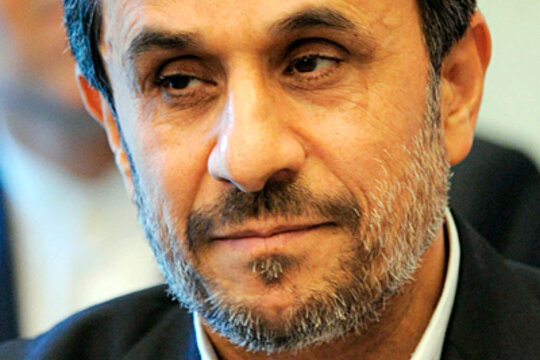 president mahmoud ahmadinejad never said that israel should be wiped off the map