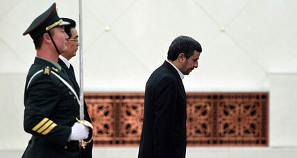 Hubris from Ahmadinejad: prelude to compromise on Iran nuclear program?
