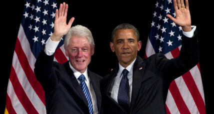 Bill Clinton: Is he the Democrats' Newt Gingrich?