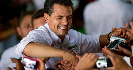 Is Mexico's leading presidential candidate a retreat from democratic progress?