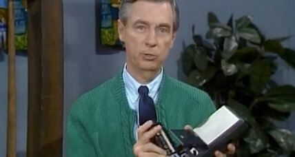Mister Rogers goes viral in PBS remix of 'Garden of Your Mind'
