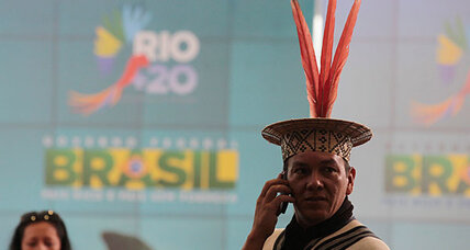 Ahead of Rio +20 summit, UN sounds environmental alarm