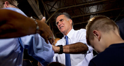 Romney campaign reluctant to let the press in