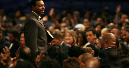 Creflo Dollar: Megachurch pastor denies choking daughter (+video)