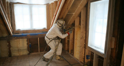 Air sealing your home stops pesky leaks, trims the energy bill