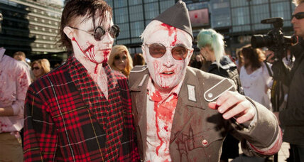 Zombie apocalypse? Economic zombies thrive off of state spending
