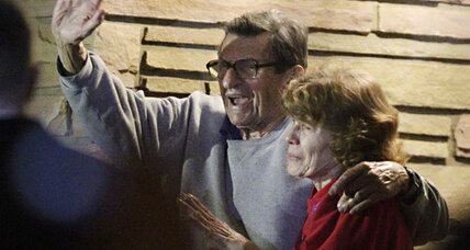 Joe Paterno's will sealed from the public. Strange move?