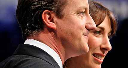 Cameron left his daughter at a pub? Britain shrugs, commiserates.