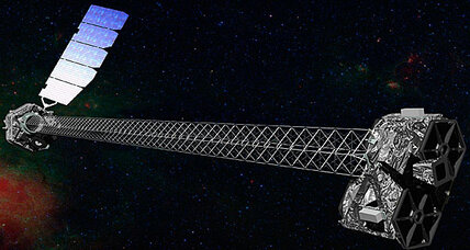 NASA's new telescope to scan skies for black holes