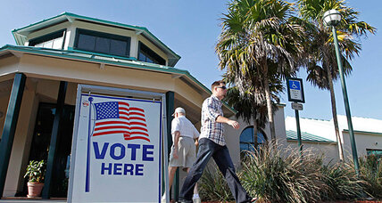US and Florida escalate feud over state's purge of voter rolls