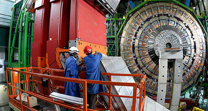 CERN scientists excruciatingly close to discovering Higgs boson