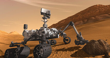 Mars rover to try out new strategy for finding alien life
