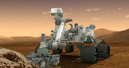 How NASA's Curiosity rover could 'discover' Teflon on Mars (+video)