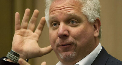 Glenn Beck inks $100 million radio deal