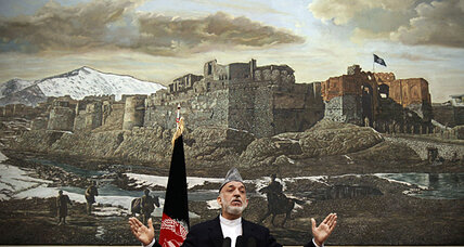 Who will lead Afghanistan after Karzai?
