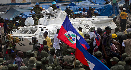 Will the United Nations' legacy in Haiti be all about scandal?