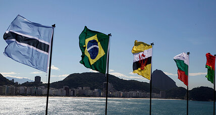 Brazil hosts Rio+20: a big surprise to some at home