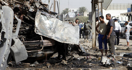 Amid Iraq violence, journalists struggle about government control