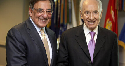 Why is Israeli President Shimon Peres getting the US Medal of Freedom?