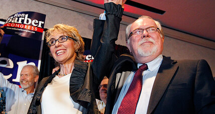 Ron Barber's win in Arizona House race a lift for dispirited Democrats