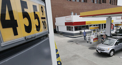 Gas prices fall amid lower US retail sales