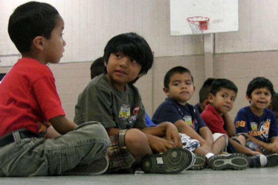Children of immigrant families lack proper health care, education