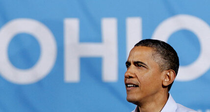 Battleground Ohio to host dueling messages from Obama and Romney