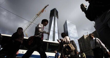 Obama in New York: What he'll discover at One World Trade Center