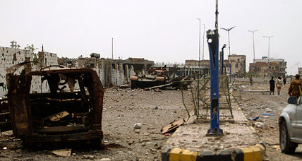 In southern Yemen, Al Qaeda leaves overnight