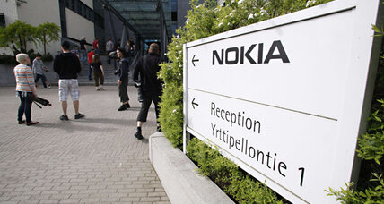 Nokia planning to cut 10,000 jobs, close plants