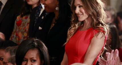 Obama fundraiser at Sarah Jessica Parker's house: How'd it go? (+video)