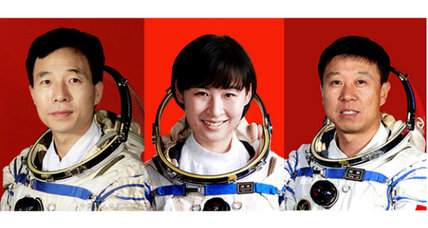 China to send its first female astronaut into orbit