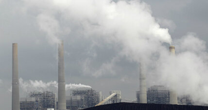 New EPA guidelines on soot: a political cloud for Obama?