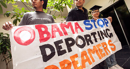 DREAM Act stalled, Obama halts deportations for young illegal immigrants (+video)