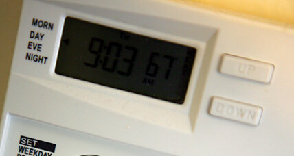 Your home's temperature should change with the seasons