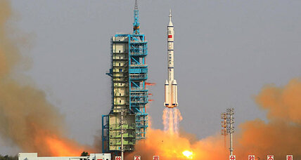 As NASA slashes budgets, China achieves orbital milestone
