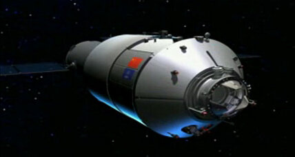 China 'one step closer' to constructing space station