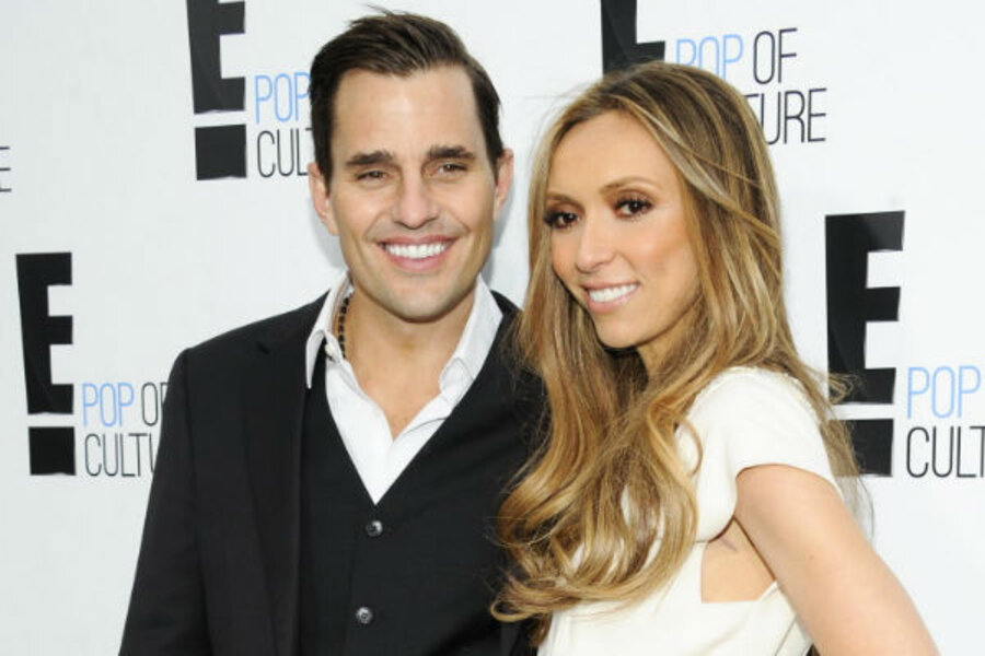 Giuliana and Bill Rancic reveal of baby to be Would you CSMonitor