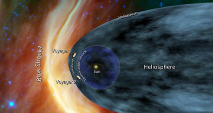 Voyager 1 to become first man-made object to leave solar system