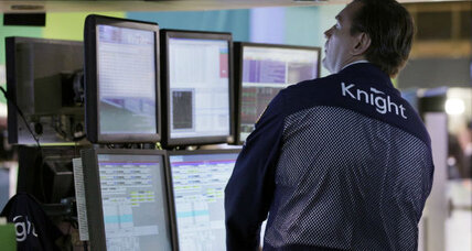 US stocks meander as European debt crisis festers