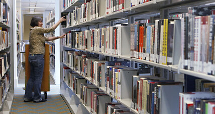 E-book battle: Libraries, publishers square off on pricing