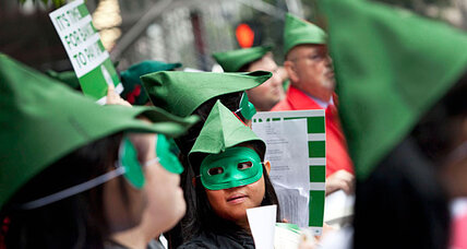 'Robin Hood tax': What is it and why does Occupy want it?