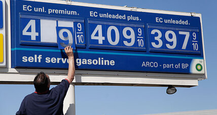 California dreaming? Under $4-a-gallon gas could rev up state economy.