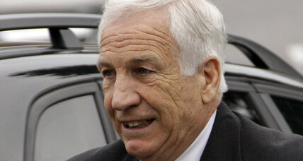 Sandusky defense claims police gave details to accusers