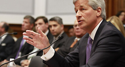 Dimon in the hot seat before Congress